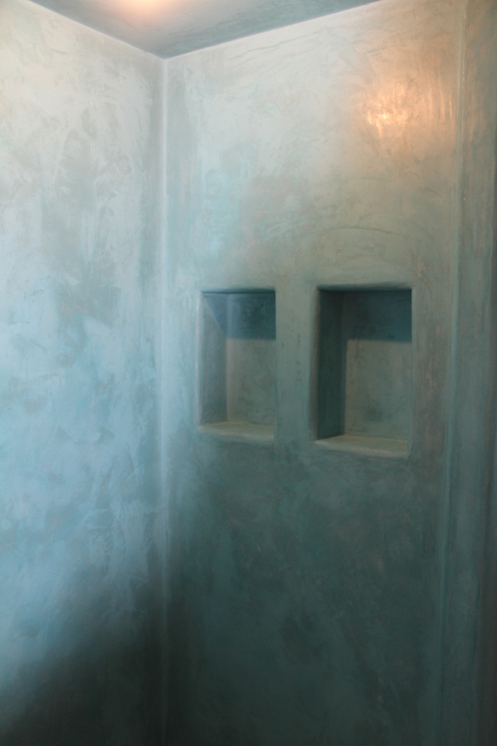 Lime Plaster | Sustainable | Authentic Tadelakt 1